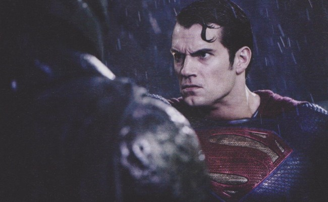 A Truckload of BATMAN V SUPERMAN Images and Info Hits