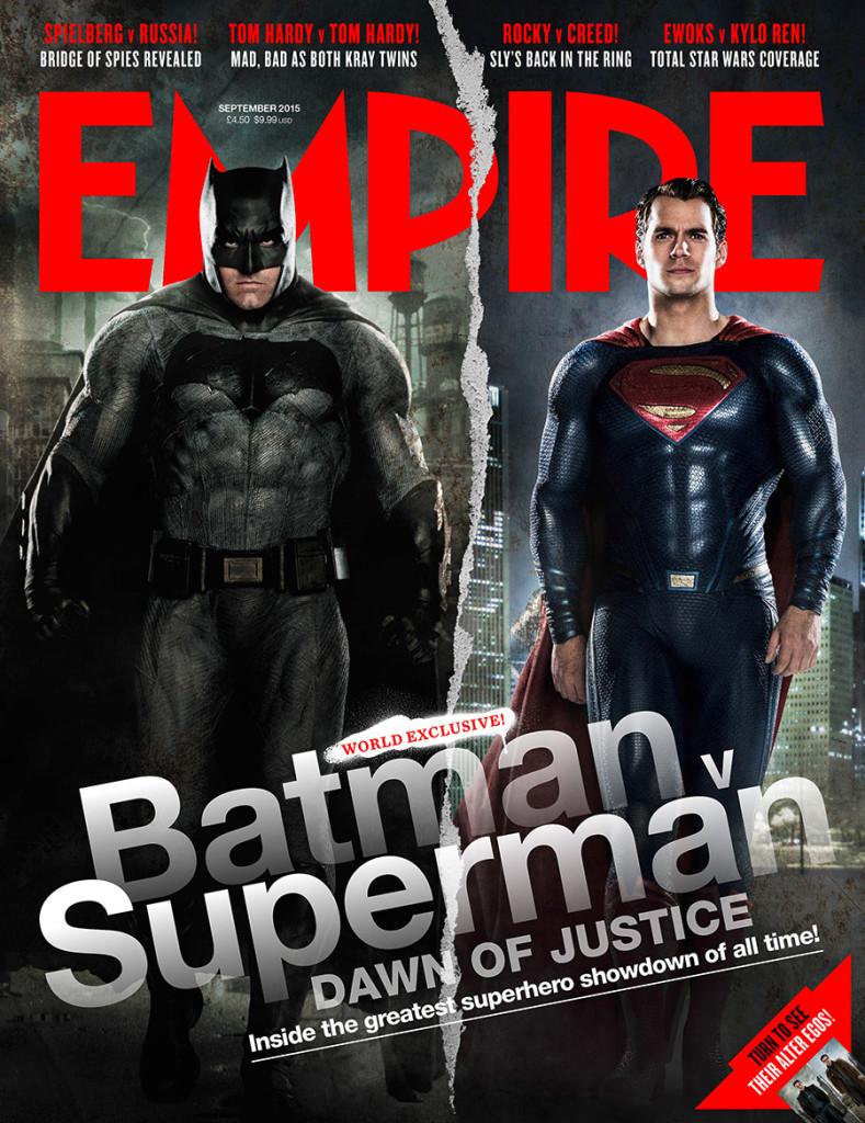 batman v superman empire