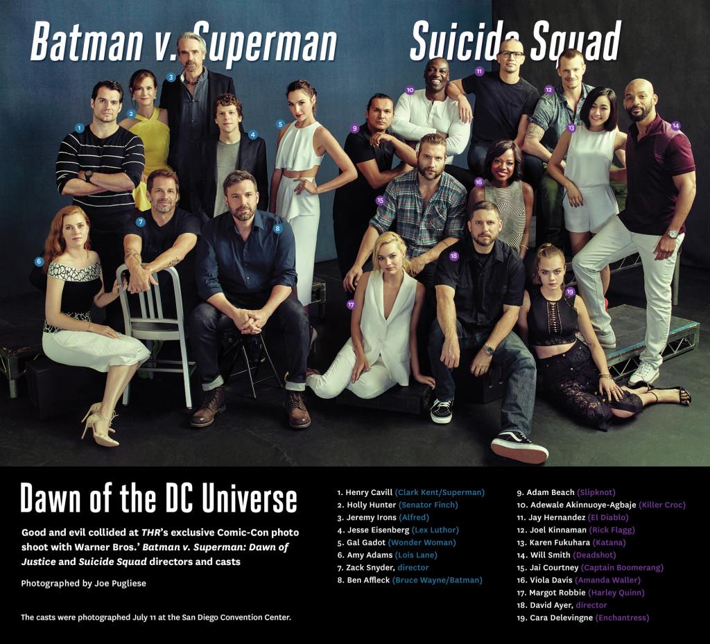 batman v superman suicide squad group photo comic-con 3