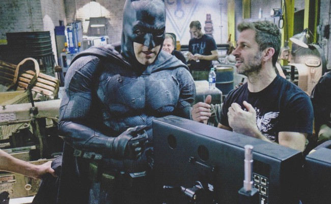 Zack Snyder Chats About DC and the Death of Superhero Movies