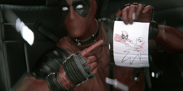 deadpool leaked footage banner
