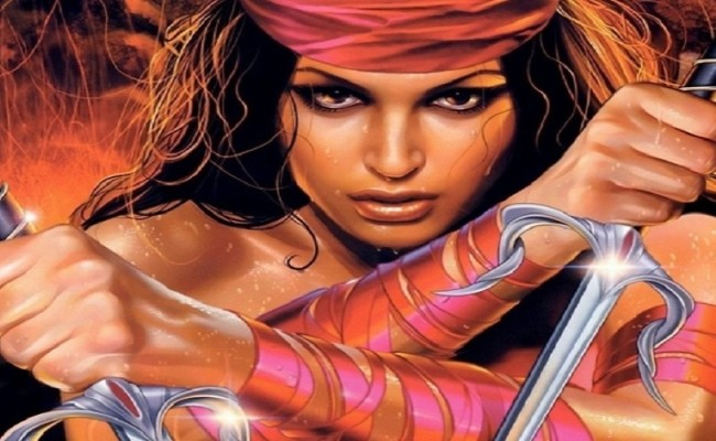 Elodie Yung Will Play Elektra in Marvel's DAREDEVIL