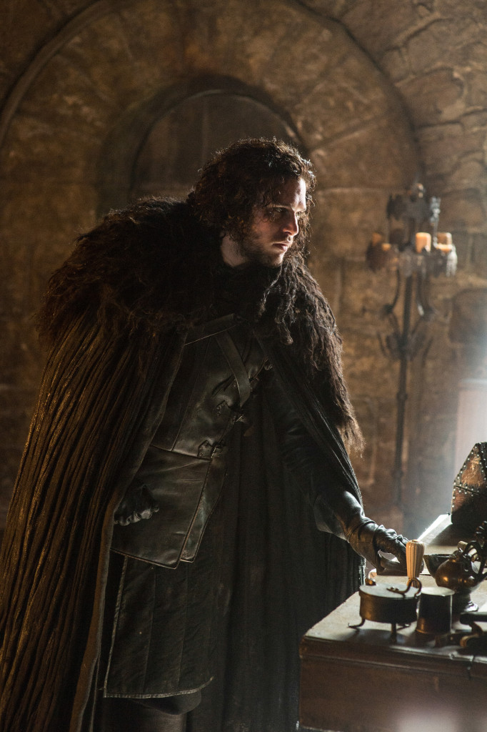 jon snow game of thrones season 5