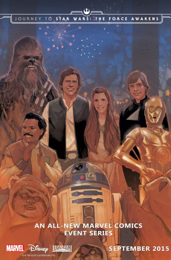 journey to the force awakens star wars