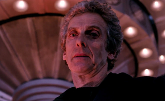 DOCTOR WHO: UNDER THE LAKE is a Delightfully Creepy Thriller