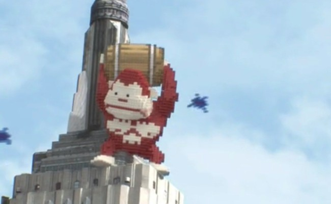 What Did the Original PIXELS Creator Think of the Movie?