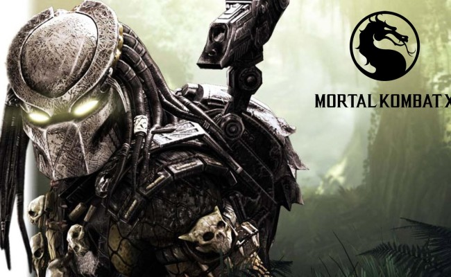 PREDATOR Enters MORTAL KOMBAT X