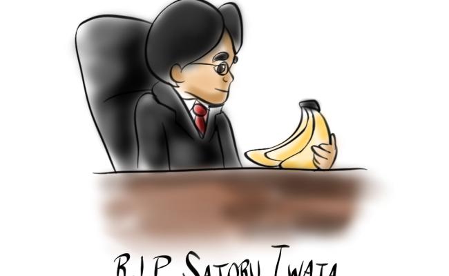 RIP Satoru Iwata