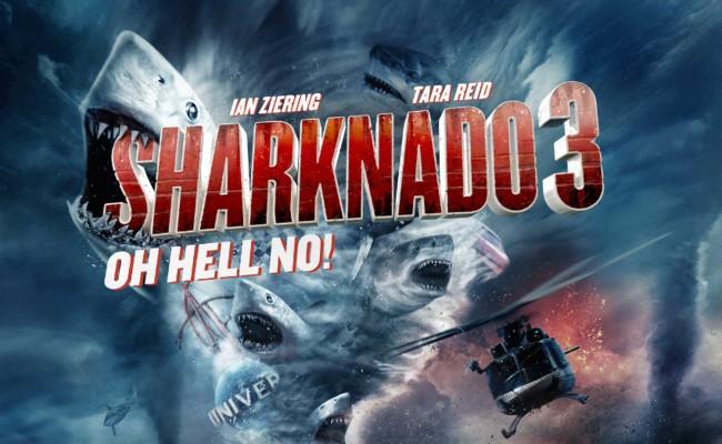 SHARKNADO 4 is Coming!!