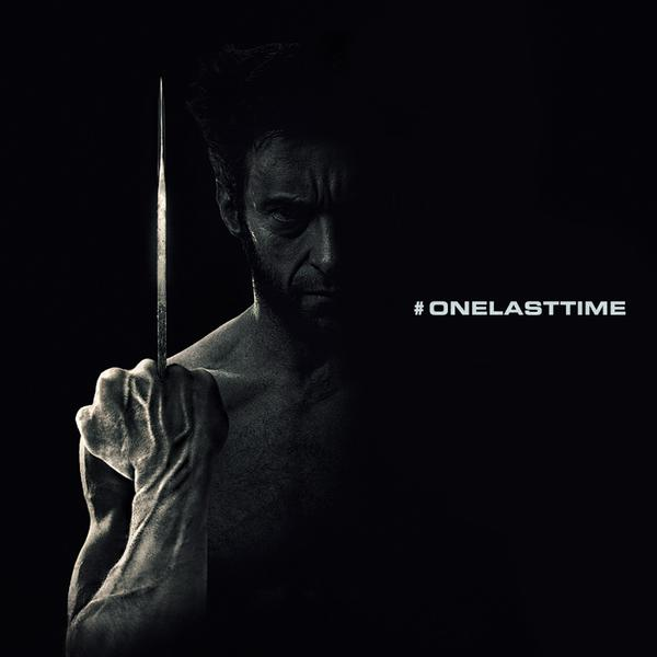 the wolverine 3 one last time