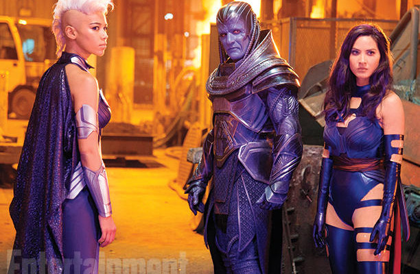 APOCALYPSE No Longer Looks Like Ivan Ooze from POWER RANGERS