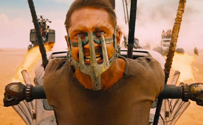 WITNESS ME! Golden Globes Nominate MAD MAX: FURY ROAD for Best Picture