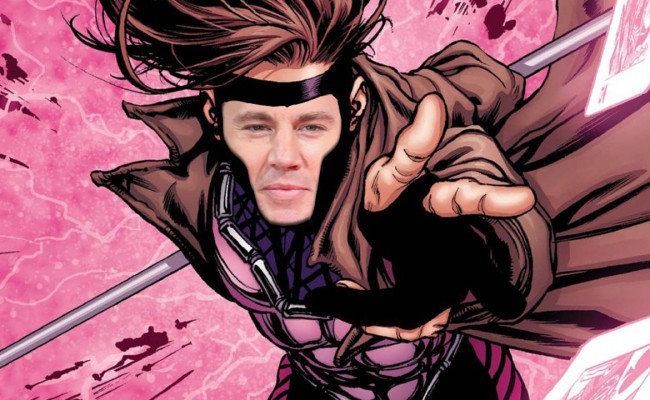GAMBIT is No Longer in Trouble – Channing Tatum is IN!