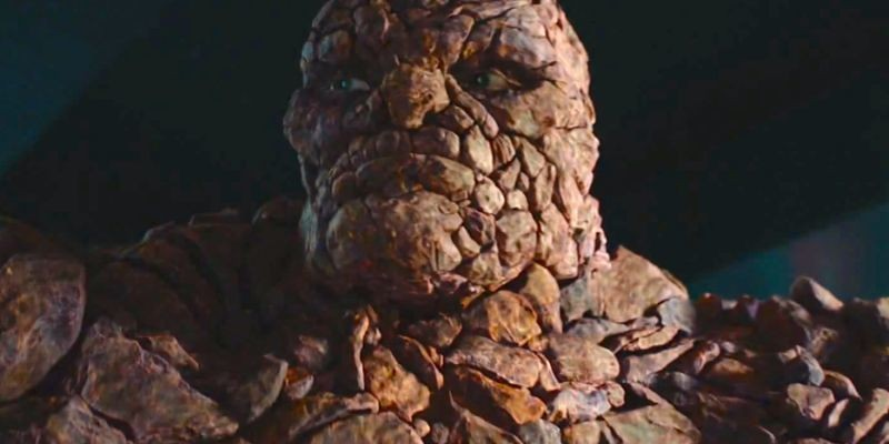 fantastic four the thing