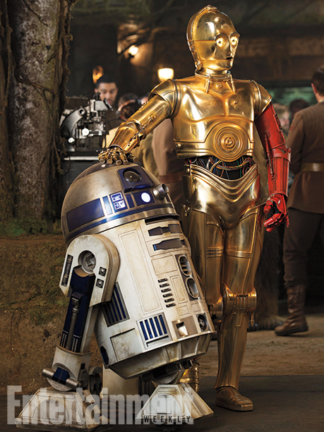 star wars the force awakens c-3po r2-d2