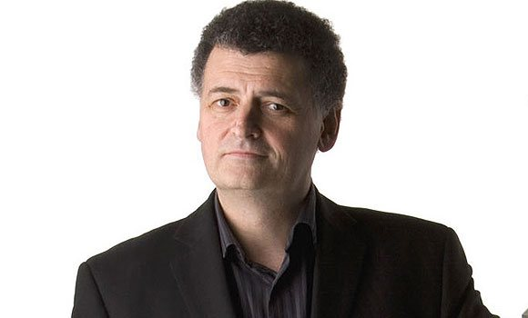 Allons-y: a Farewell to DOCTOR WHO's Steven Moffat