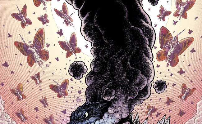 GODZILLA IN HELL #3 Review