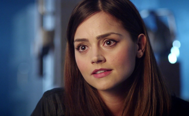 A Sad Day: Jenna Coleman Might be Leaving DOCTOR WHO