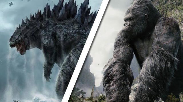 KING KONG and GODZILLA are Gonna FIGHT!!!!