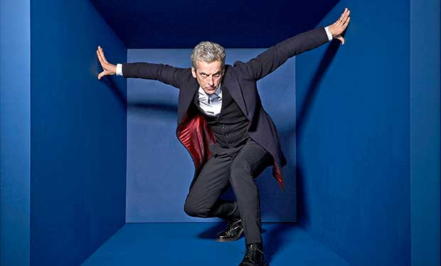 doctor who series 9 peter capaldi