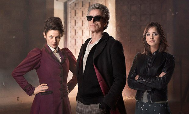 doctor who the witch's familiar