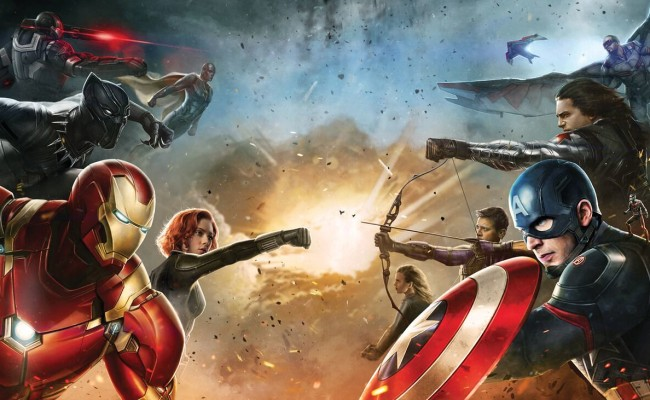 What the Hell Causes CAPTAIN AMERICA: CIVIL WAR?