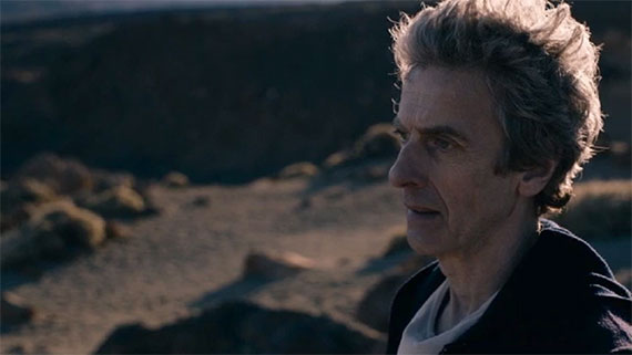 peter capaldi doctor who the witch's familiar