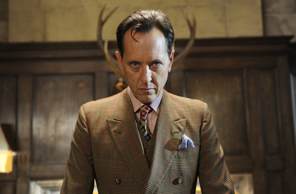 Who is Richard E. Grant Playing in GAME OF THRONES?