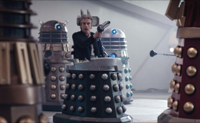 DOCTOR WHO: THE WITCH'S FAMILIAR Deftly Examines the Doctor and Davros