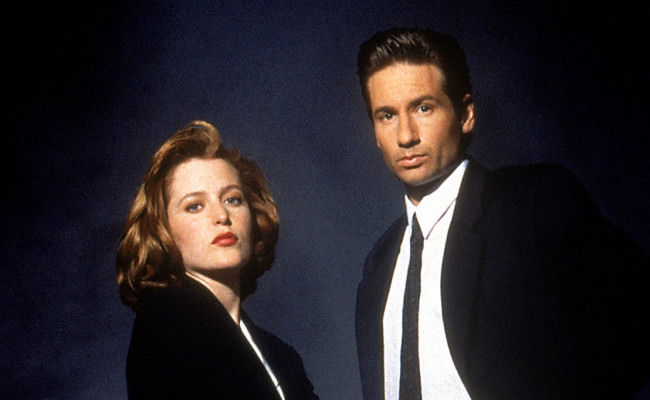 THE X-FILES is BACK, Baby!!!