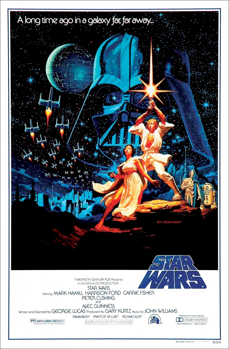 Star Wars Episode Iv A New Hope Is A Study In What It Takes To Be Good Unleash The Fanboy
