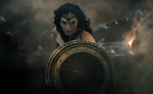 Getcha First Look at WONDER WOMAN and the JUSTICE LEAGUE!!