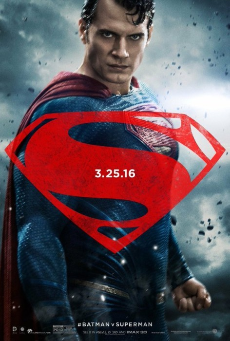 Batman v Superman Character Posters 1