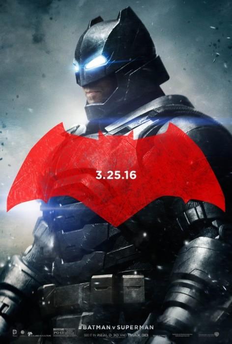 Batman v Superman Character Posters 2