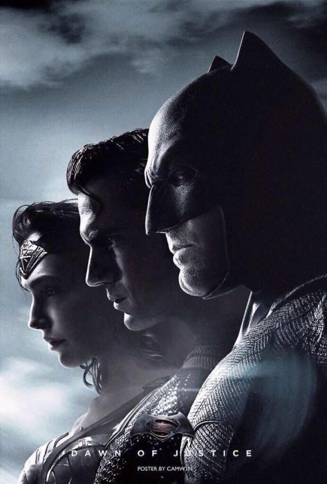 Batman v Superman Character Posters 4