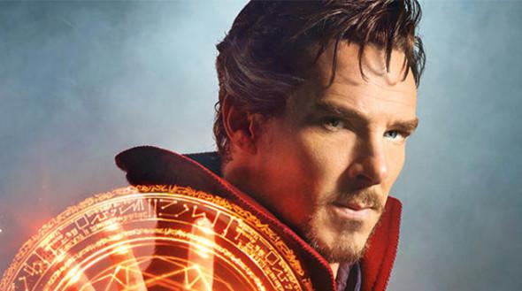 Benedict Cumberbatch Dr Strange 1