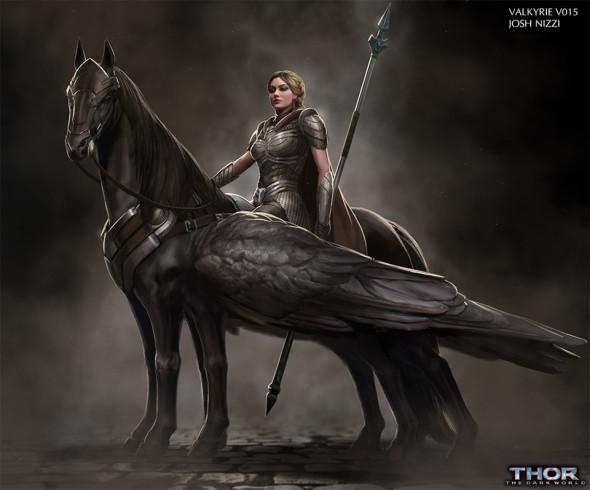 Cate Blanchett 6 Brunnhilde the Valkyrie