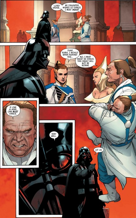 Darth Vader Annual #1 6