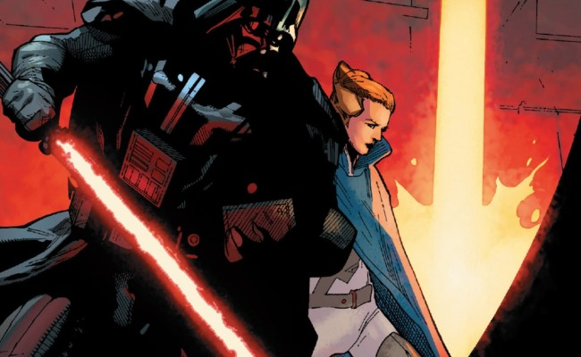 STAR WARS: DARTH VADER ANNUAL #1 Review