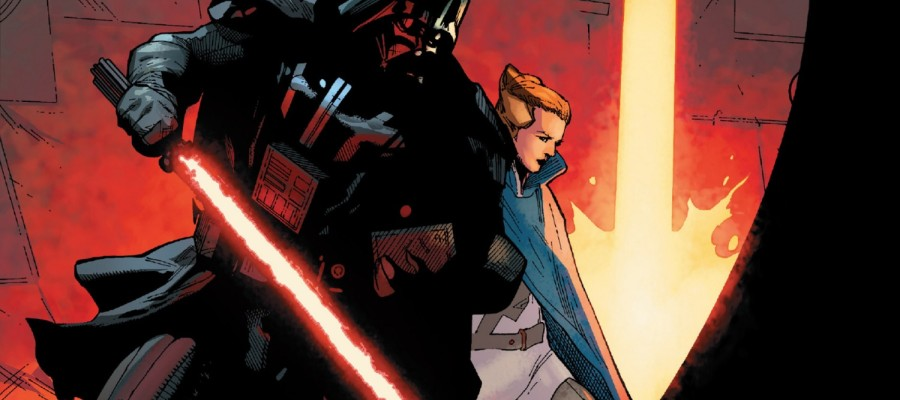 Darth Vader Annual #1 banner