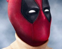 New DEADPOOL Poster Features Tacky Christmas Sweater