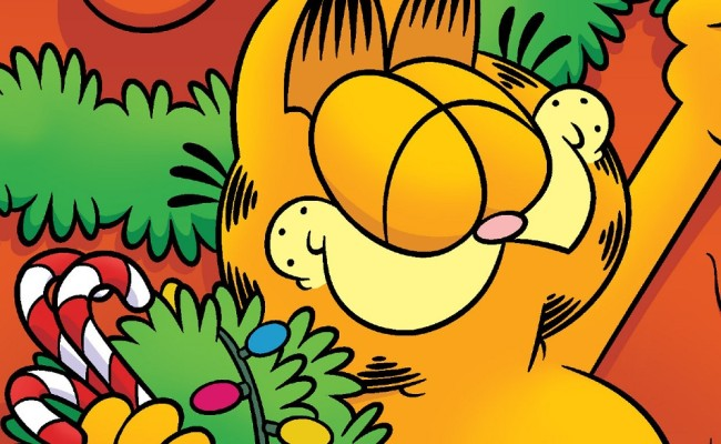 GARFIELD'S CHEESY HOLIDAY SPECIAL Review