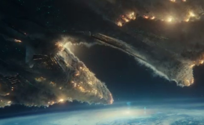INDEPENDENCE DAY: RESURGENCE Trailer Reveals Cool New Weapons