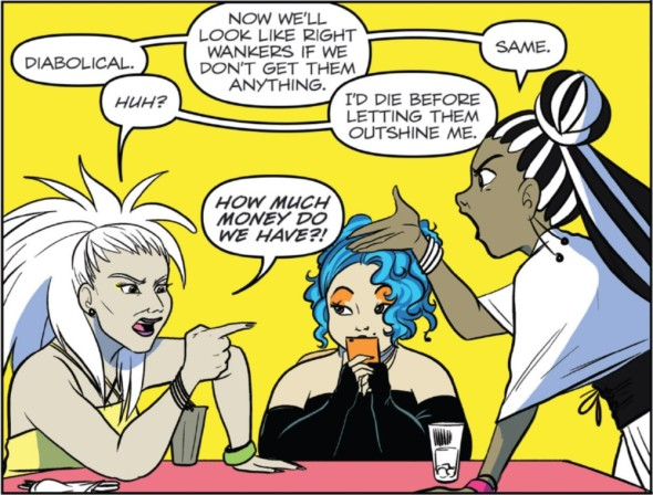 Jem and the Holograms Holiday Special Review 5