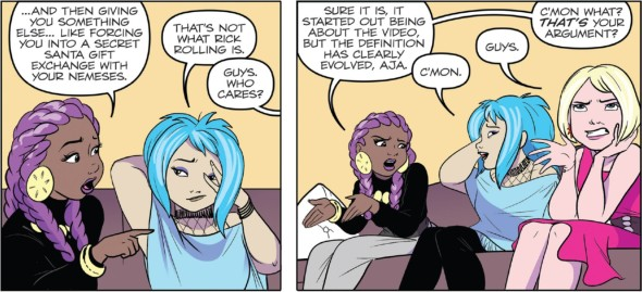 Jem and the Holograms Holiday Special Review 6