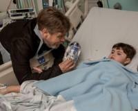 Mark Hamill ditches STAR WARS FORCE AWAKENS promo to visit sick children