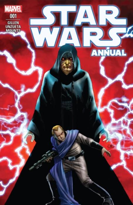 Star Wars Annual #1 9