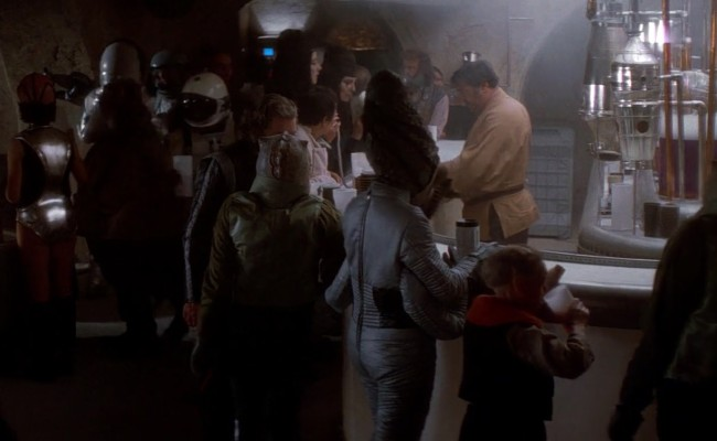 A Trip to Mos Eisley: Top 5 STAR WARS Characters I'd Have a Drink With