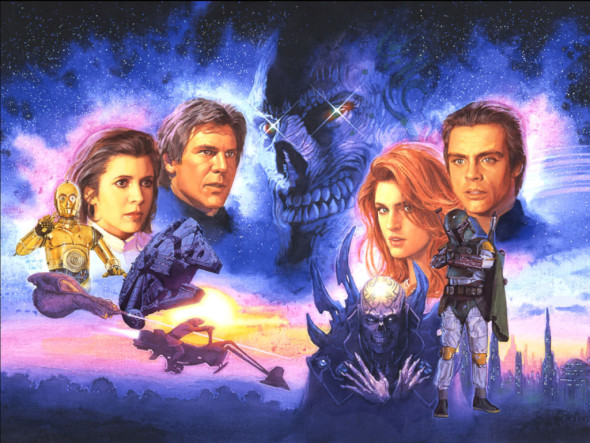 Star Wars Expanded Universe 1