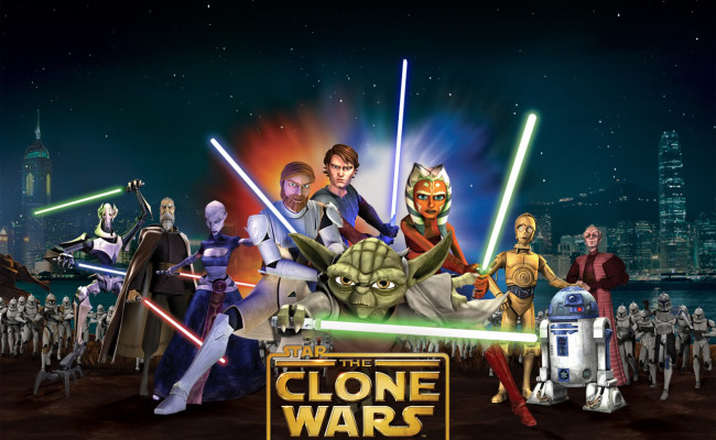 How THE CLONE WARS Saved STAR WARS!